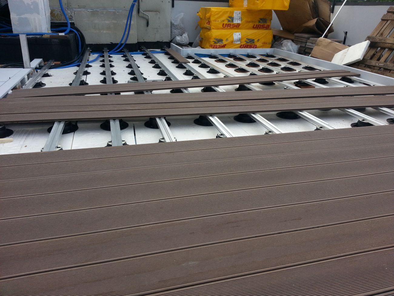 Parquet per esterni soriano pavimenti in legno - Pavimento flottante esterno ...