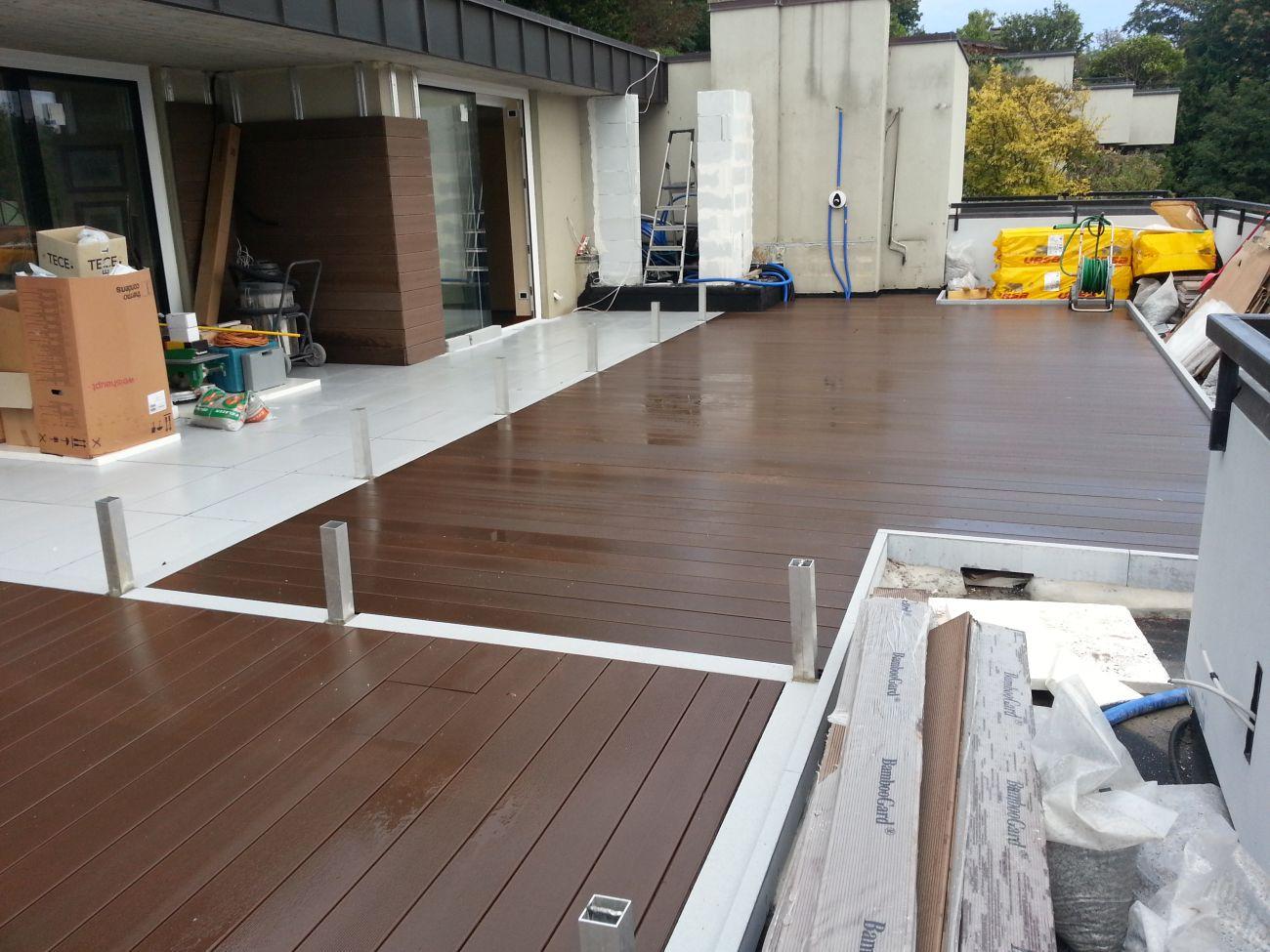 Parquet per terrazzi soriano pavimenti in legno - Pavimenti in legno per esterno ...