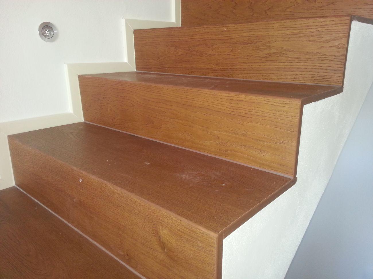 Costo gradini scala in legno franco scale u scale a rampa